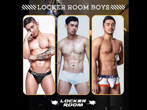 Gay Travel Taiwan - Locker Room, Shower Show Gay Bar