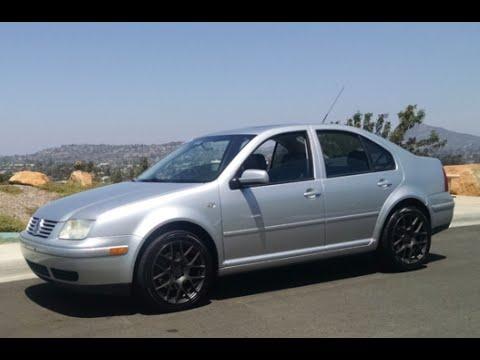 """Volkswagen """"Mk4"""" Jetta VR6 - One Take"""