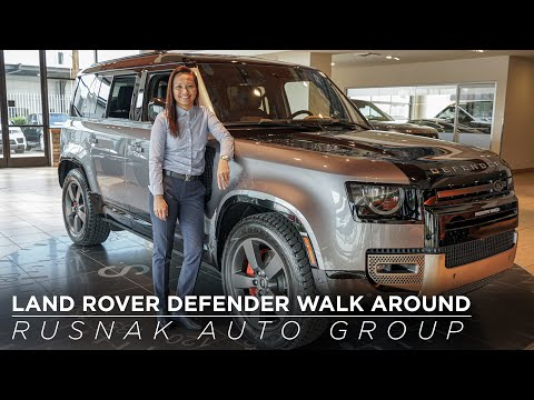 Land Rover Defender - Rusnak Auto Group
