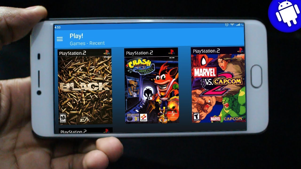 emuladores de playstation 2 para android