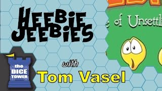 Heebie Jeebies Review - with Tom Vasel