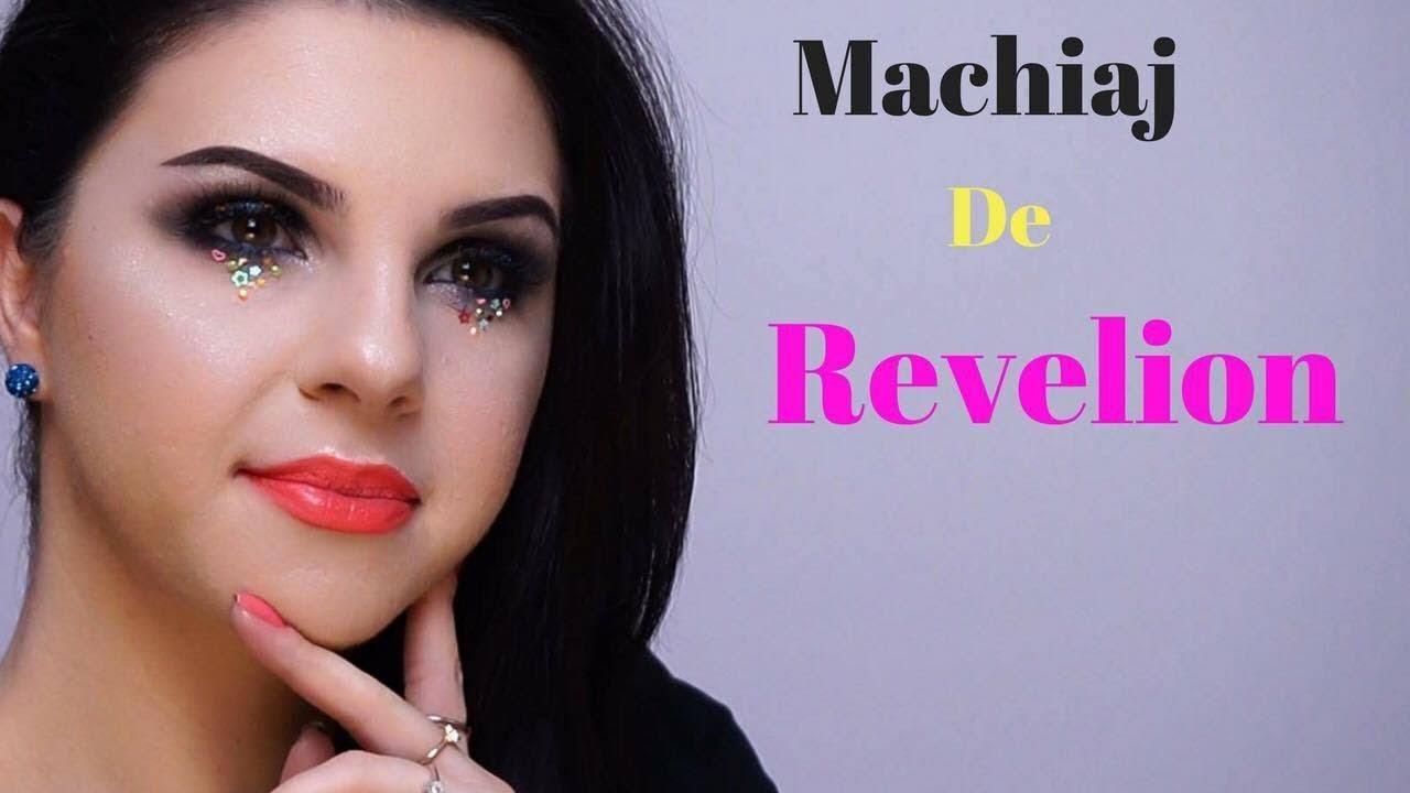 Machiaj De Revelion Smokey Eyes Intens Mara Makeup Artist