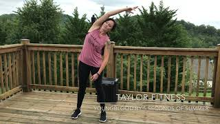 Youngblood by 5 Seconds of Summer (TAYLOR FITNESS)
