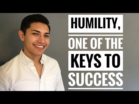 Living A Humble Life || How Humility Can Change You Life And Leadership