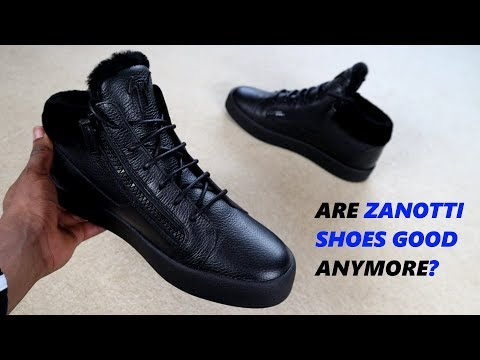 Are Zanotti Sneakers Good? Giuseppe Zanotti Kriss Winter Review