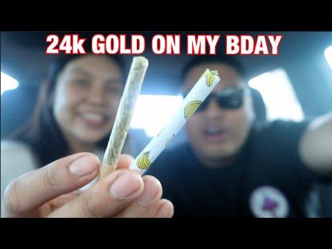 24k-gold-strain-on-my-24th-birthday-hot-box!-(staylitty0420)