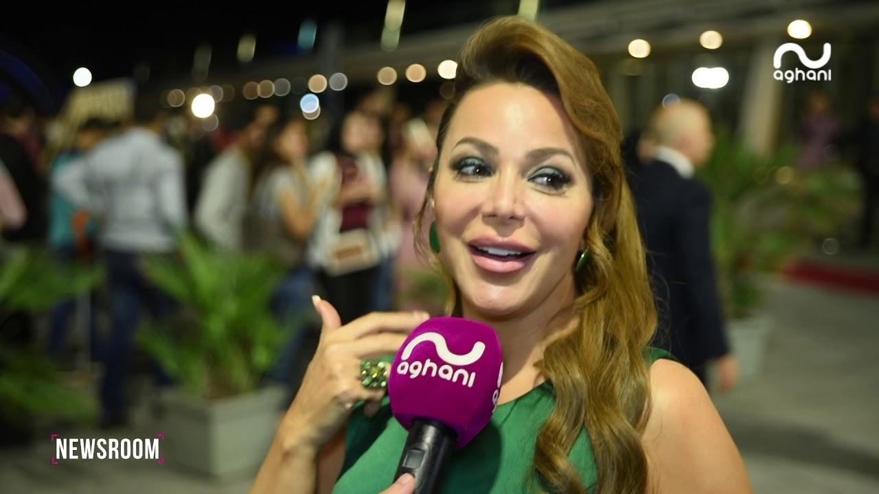 الاسكندرية تكرّم دريد لحام، عباس النوري وسوزان نجم الدين.. وهذه قصة فيفي عبدو مع باقة الزهر!