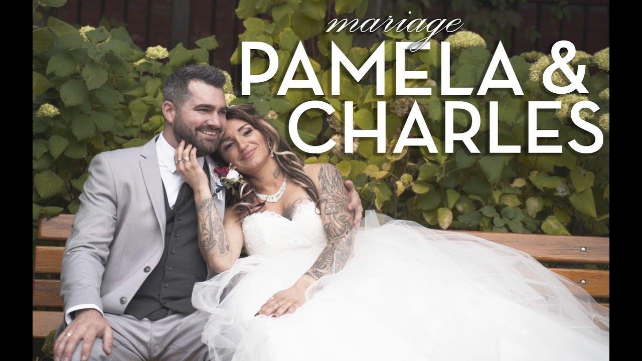 Mariage Pamela & Charles @ Trois Rivières | MEDIAEVERLAST.CA
