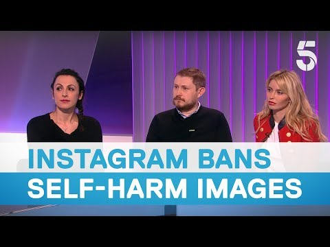 Instagram to ban self-harm images | 5 News Mp3