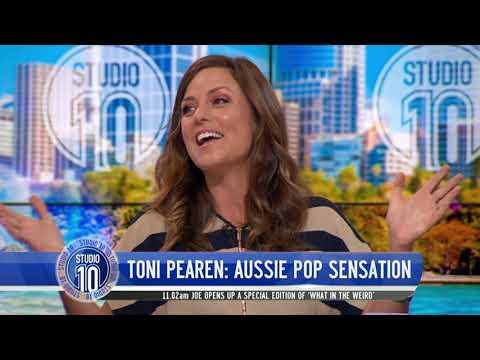 Toni Pearen Reflects On Career In Australian Entertainment   Studio 10