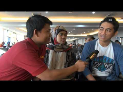 NET12 - Menjajal terbang via Bandara Halim Perdanakusuma