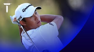 Collin Morikawa makes 7 birdies in 8 holes to lead | Highlights | 2021 WGC-Workday Championship
