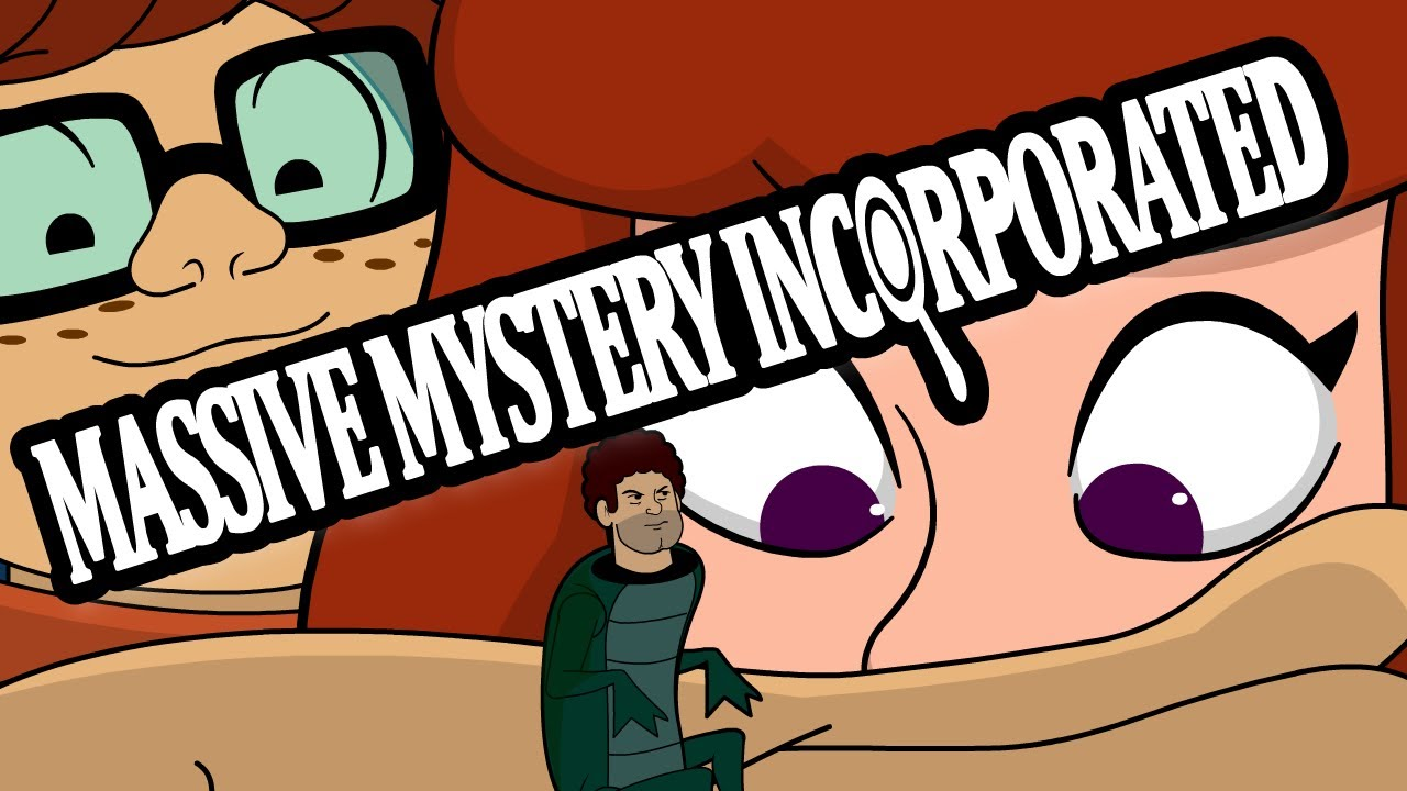 If They Were Giant: Massive Mystery Incorporated