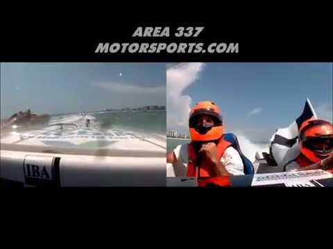 Lycamobile USA Offshore Race Team Victory Lap 2015