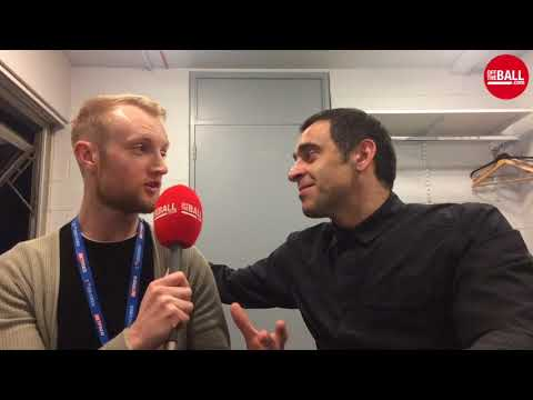 Ronnie O'Sullivan on Tyson Fury, punishing slow players, playing past 40, and living on a barge
