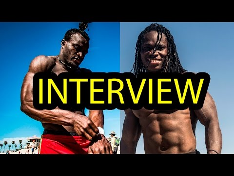 INTERVIEW: West African Beasts  Sekou and Alseny