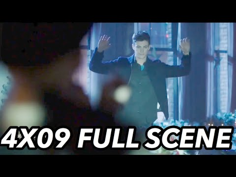 "Flash 4x09 Ending Scene ""Devoe Traps Barry, Barry Goes To Jail"" Flash 4x09 Scene"