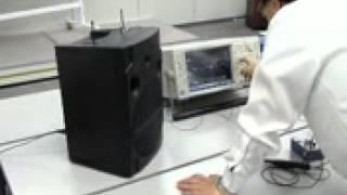 固有振動測定法 動画1
