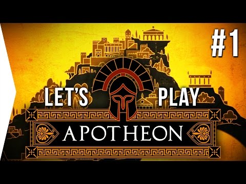 Let's Play APOTHEON #1 ► VILLAGE OF DION