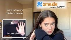 omegle traumatized me 6 years ago now i'm back