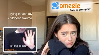 Download omegle traumatized me 6 years ago now i'm back Mp3 and Videos