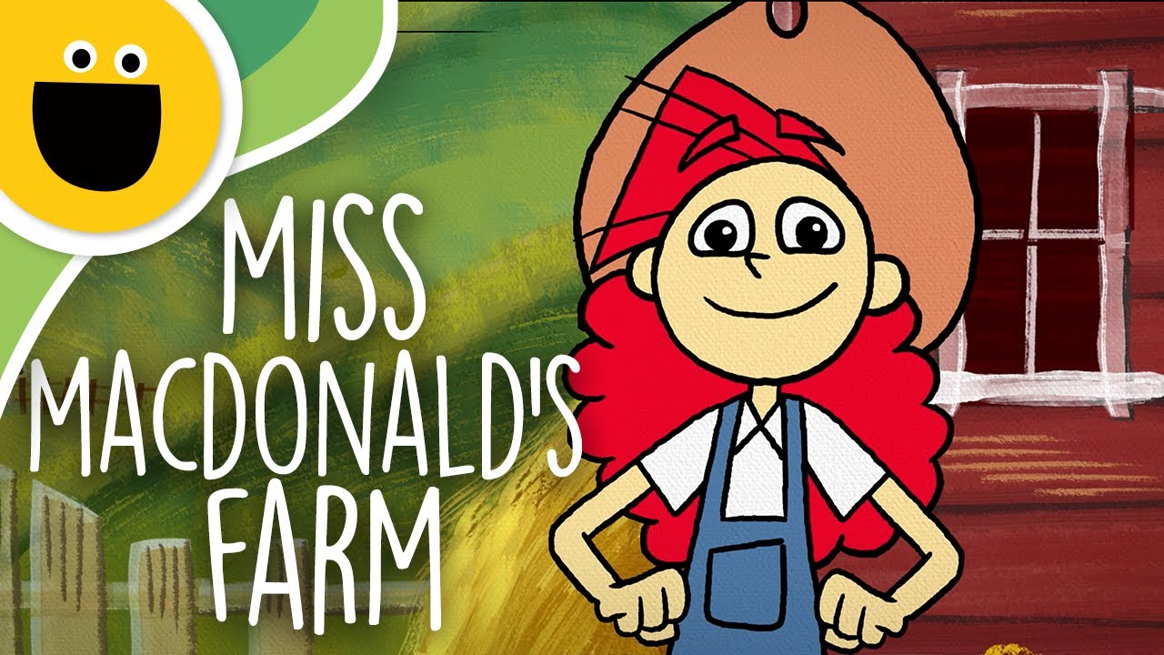 Miss Macdonald's Farm (Sesame Studios)