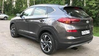 Взял Hyundai Tucson Turbo - много штрафов привезу!