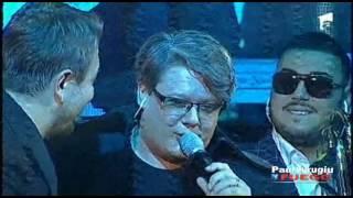 Paul Surugiu Fuego Duet de senzatie cu Horia Brenciu &amp HB Orchestra (Sala Palatului, 5 ...