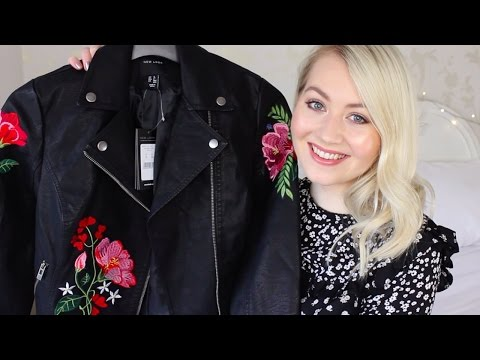 Biggest New Look Haul EVER: Clothing, Lingerie & Pyjamas | M