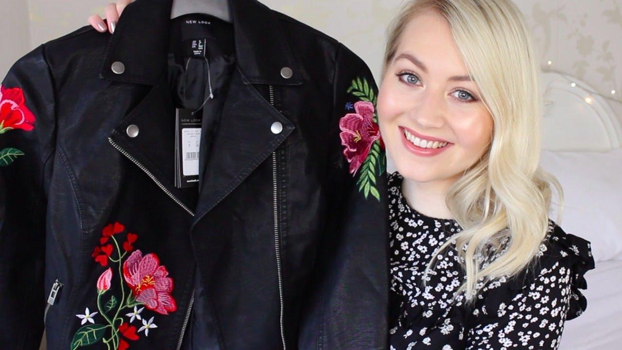 ec4d6cff Biggest New Look Haul EVER: Clothing, Lingerie & Pyjamas | Meg Says ...