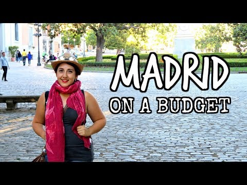Madrid on a Budget | Travel Tips