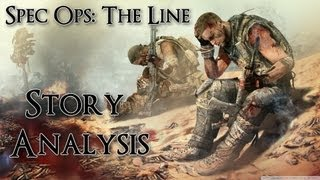 Spec Ops: The Line || Story Explanation/Analysis! [Massive Spoilers!!!]