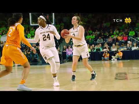 Instant Reaction | @ndwbb vs. Tennessee: Marina Mabrey (2018)