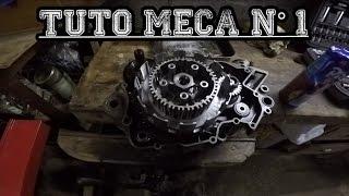 Tuto Meca n°1 | Démontage partie embrayage 125 KTM !