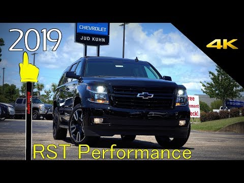 2019 Chevrolet Suburban RST Edition - Ultimate In-Depth Look & Test Drive Experience