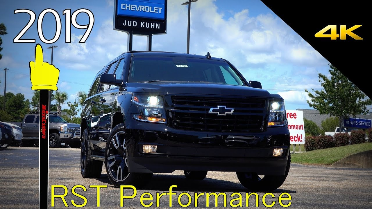 2019 Chevrolet Suburban RST Edition - Ultimate In-Depth ...