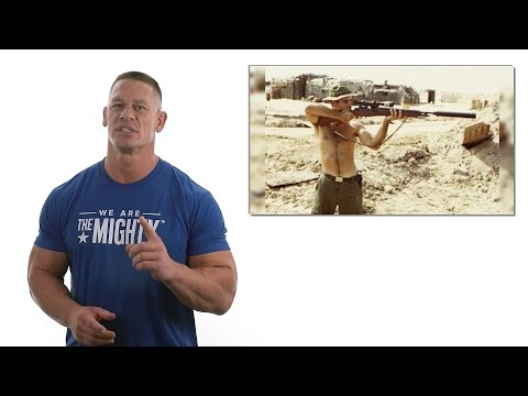 5 of the most badass snipers of all time - Feat. John Cena