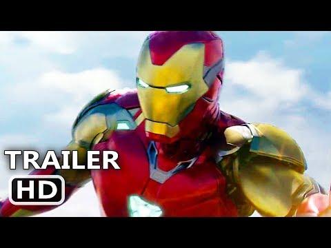 AVENGERS 4 ENDGAME Thanos Trailer (NEW 2019) Marvel Movie HD