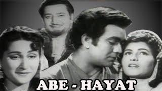 Old Hindi Movie   Abe Hayat    Prem Nath   Shashikala   Bollywood Hindi Movie
