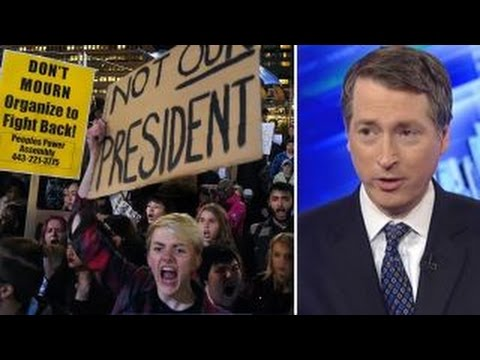 Rich Lowry on how Trump should respond to protesters