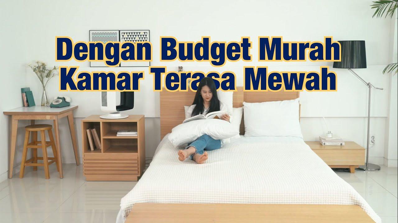 Solusi Mudah Menata Kamar Tidur Minimalis dengan Budget ...