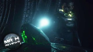 The Green Crystal in Prometheus