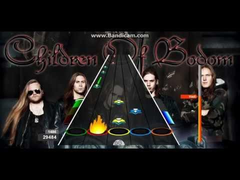 Rizki : Bed of Razors - Children Of Bodom 100% FC Guitar Flash Expert
