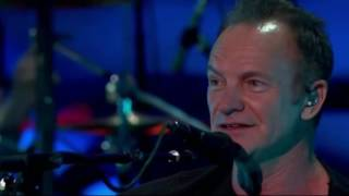 Sting - Fragile (ft. Anna Maria Jopek) (Live on Polish TV - Toruń 2016)