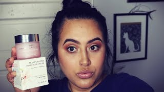 NEW! Skincare Line at CVS! | Elisha Coy Moist Up Super Hyalurone Cream Review!