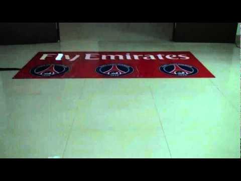 Emirates Airlines Floor Mat