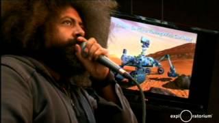 Reggie Watts I Riffs on Mars I At the Exploratorium Museum Live