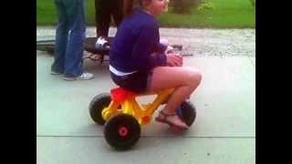 Clinton Wisconsin Girls Beer Bike