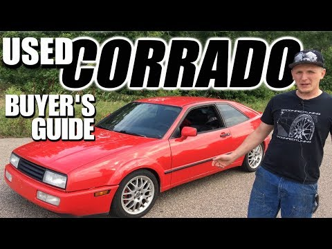 How To Buy Used VW Corrado VR6