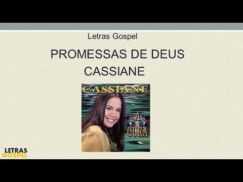 musica promessas de deus cassiane